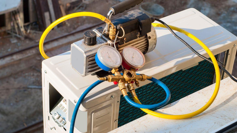 Postup montáže klimatizácie, alebo čo sa bude diať u vás doma