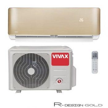 VIVAX ACP-12CH35AERI Gold – R-DESIGN