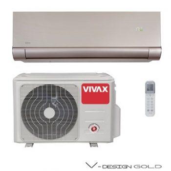 VIVAX ACP-12CH35AEVI Gold – V-DESIGN