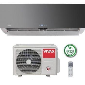VIVAX ACP-12CH35AERI Grey mirror – R-DESIGN