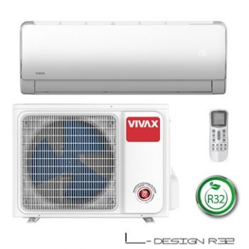 VIVAX ACP-09CH25AULI – L-DESIGN