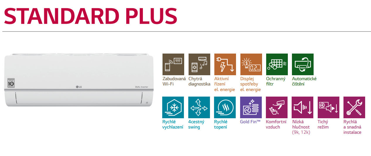 LG pc12sq Standard Plus