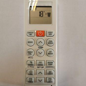 Náhradný diaľkový ovládač LG AKB74955603